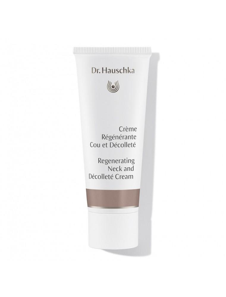 Crème Régénérante Cou et Décolleté - Soin du Corps 40 ml - Dr Hauschka