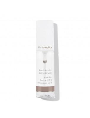 Cure Intensive Rééquilibrante - Soin du Visage 40 ml - Dr Hauschka