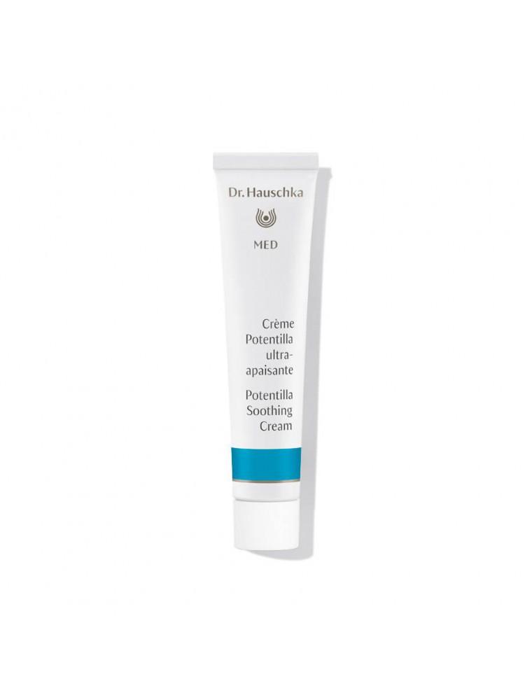 Crème Potentilla Ultra-Apaisante - Soin du visage et corps 20 ml - Dr Hauschka