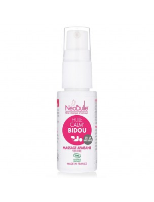 Calm'bidou Bio - Huile de Massage 20 ml - Néobulle