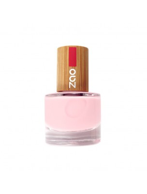 French Manucure Bio - Soin des ongles 643 Rose 8 ml - Zao Make-up