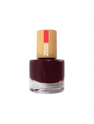 Vernis à ongles Bio - 659 Cerise noire 8 ml - Zao Make-up