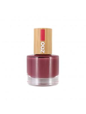 Image de Vernis à ongles Bio - 667 Rose amarante 8 ml - Zao Make-up depuis ▷ Boule à thé inox - Idéale pour une