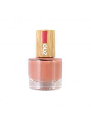 Vernis à ongles Bio - 669 Orange bohème 8 ml - Zao Make-up