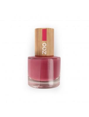 Vernis à ongles Bio - 671 Bois de rose 8 ml - Zao Make-up