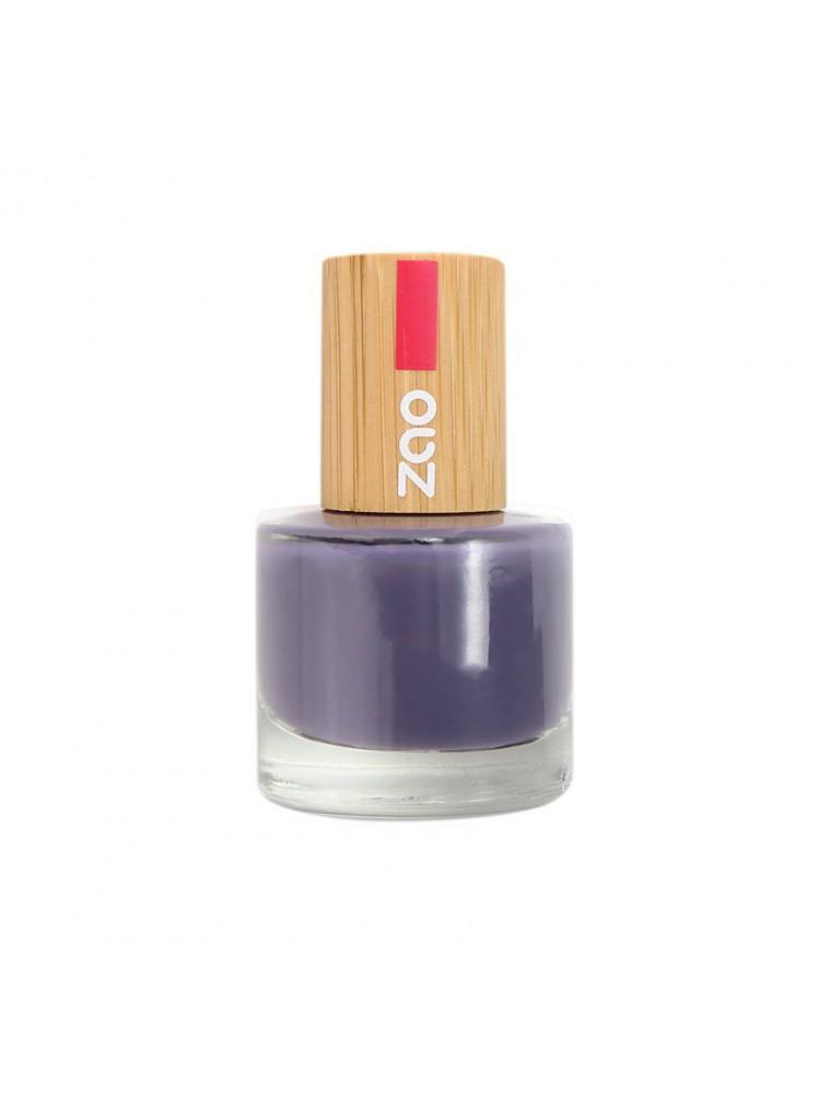 Vernis à ongles Bio - 673 Hypnose 8 ml - Zao Make-up