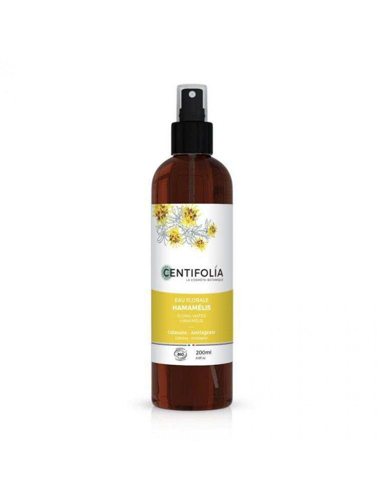 Hamamélis Bio - Hydrolat (eau florale)  200 ml - Centifolia