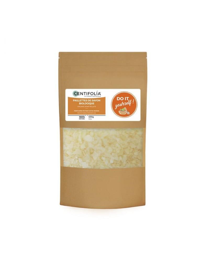 Paillettes de Savon Bio - Base pour la fabrication de savon 400g - Centifolia