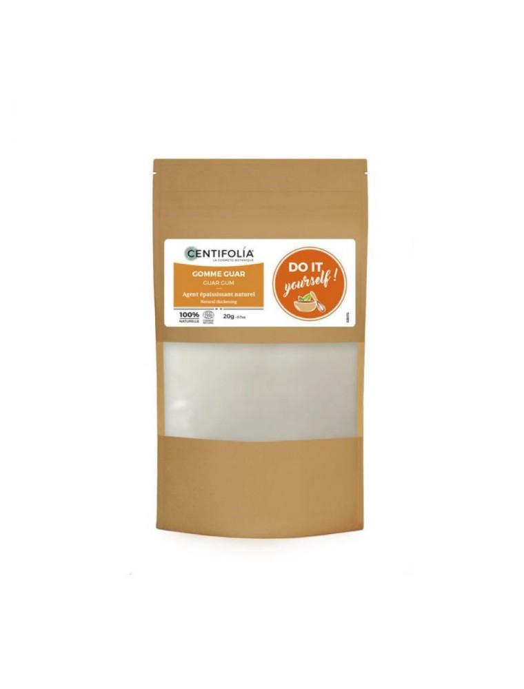 Gomme Guar Bio - Epaississant naturel 20 g - Centifolia