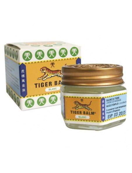 Baume du Tigre Blanc - Pot de 30 grammes - Tiger Balm