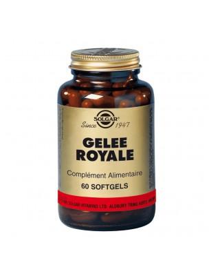 Gelée Royale- Immunité 60 géllules - Solgar