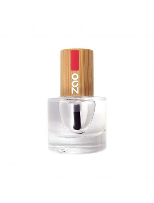 Duo base et Top Coat Bio - 666 8 ml - Zao Make-up