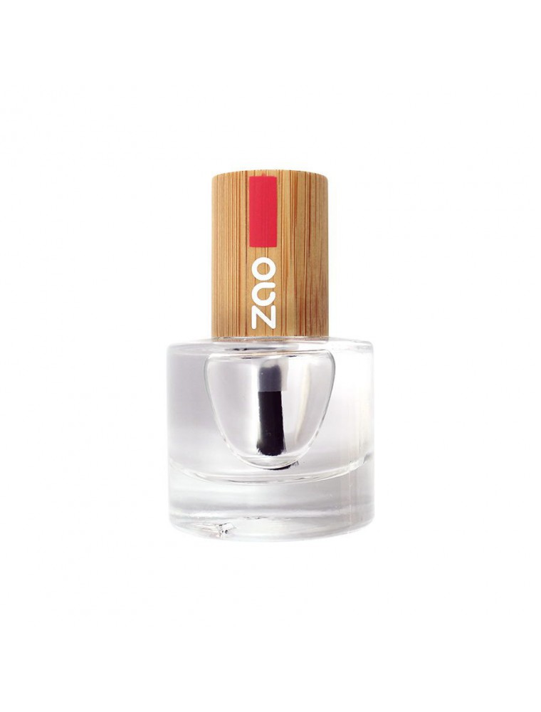 Duo base et Top Coat Bio - 666 8 ml - Zao Make-up