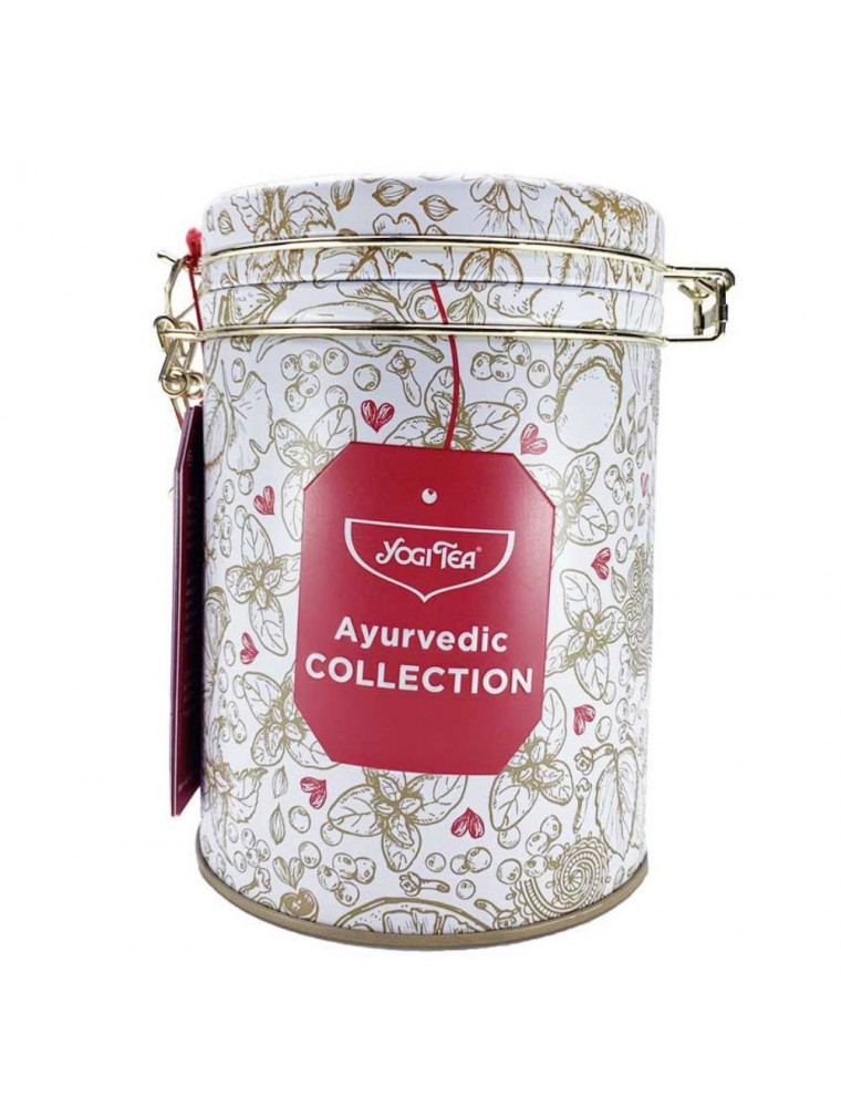 Ayurvédic Collection Bio - Boîte cadeau 30 sachets - Yogi Tea
