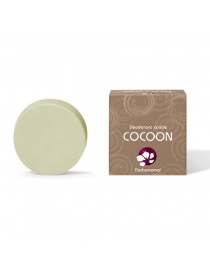 Recharge Déodorant solide  - Cocoon 24 g - Pachamamaï
