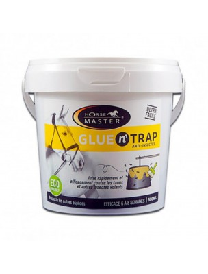 Glue n'Trap - Piège Anti-Insectes pour chevaux 500 ml - Horse Master
