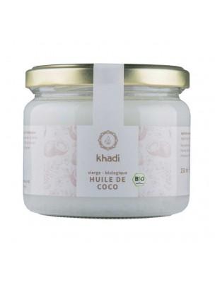 Huile de Coco Bio - Soin capillaire 250 grammes - Khadi