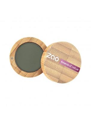 Ombre à paupières mate Bio - Vert militaire 213 3 grammes - Zao Make-up