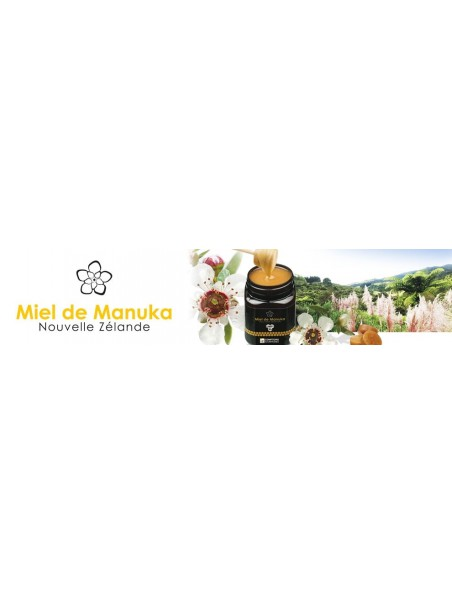 Baume Ultra Hydratant Corps - Miel de Manuka 200 ml - Comptoirs & Compagnies