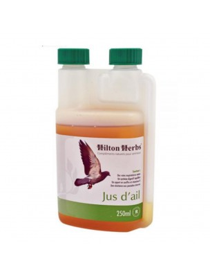 Jus d'ail - Respiration et Digestion Animaux 250 ml - Hilton Herbs