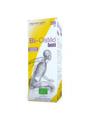 Bi-Ostéo Densité - Ossature et Capital osseux 200 ml - Synergia