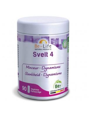 Svelt 4 - Minceur et Dynamisme 90 gélules - Be-Life