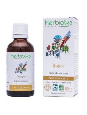 Ronce commune Bio - Digestion et Respiration Teinture-mère Rubus fruticosus 50 ml - Herbiolys