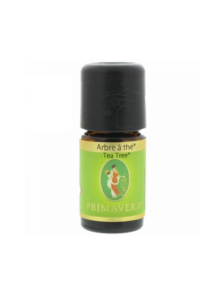 Tea tree Bio - Huile essentielle Melaleuca alternifolia 10 ml - Primavera