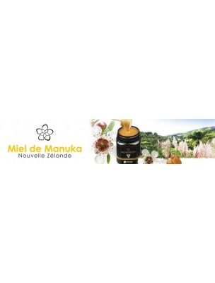 Crème réparatrice - 40% de Miel de Manuka 40 ml - C&C®