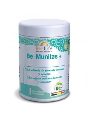 Be-Munitas Plus - Probiotiques 33,3 milliards de ferments lactiques 30...