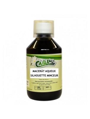Macérat aqueux - Silhouette Minceur 250 ml - Herboristerie Cailleau