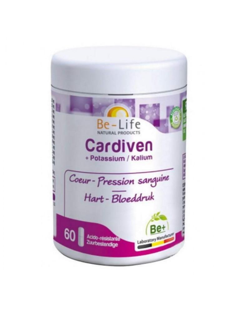 Cardiven - Cœur & Pression sanguine 60 gélules - Be-Life