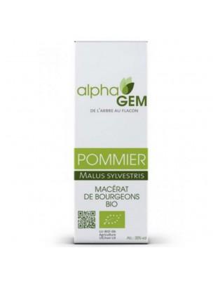 Pommier Macérat de bourgeons Bio - Malus sylvestris 15 ml - Alphagem