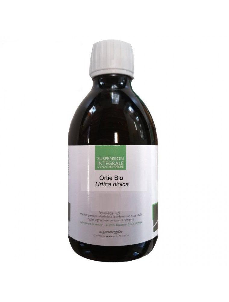 Ortie Bio - Suspension Intégrale de Plante Fraîche (SIPF) 300 ml - Synergia