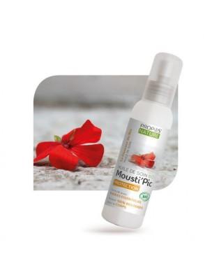 Huile de Soin Mousti'Pic Bio - Protection 100 ml - Propos Nature