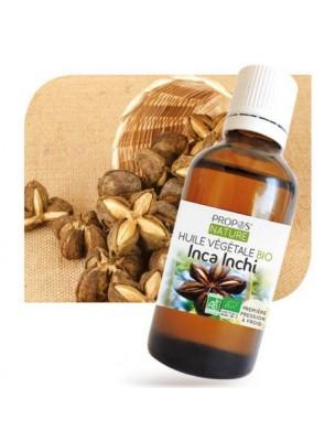 Inca Inchi Bio - Huile végétale de Plukenetia volubilis 50 ml - Propos Nature