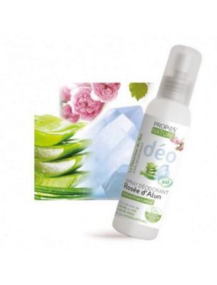 Déodorant Spray Rosée d'Alun - Déodorant naturel et pratique 100 ml - Propos Nature