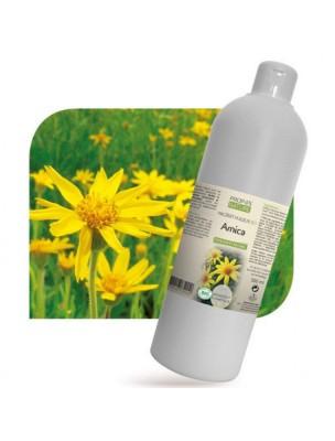 Arnica Bio - Macérât huileux d'Arnica montana 500 ml - Propos Nature