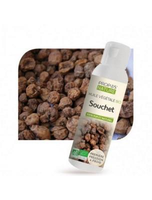 Souchet Bio - Huile végétale de Cyperus esculentus 100 ml -