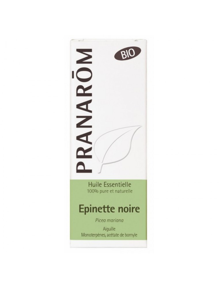Epinette noire Bio - Huile essentielle Picea mariana 10 ml - Pranarôm