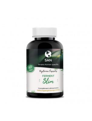 Probiotiques Slim - Lactobacillus gasseri 60 gélules - San