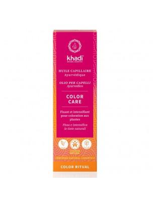 Huile de Soin capillaire - Color Care 50 ml - Khadi