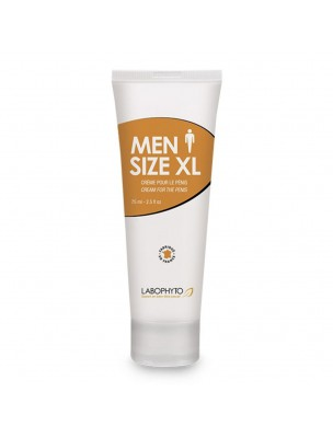 Men Size XL - Crème d'érection 75 ml - LaboPhyto