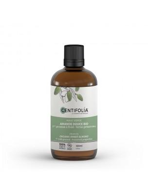 Amande douce Bio - Huile vierge 100 ml - Centifolia