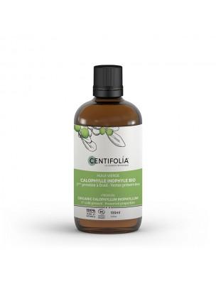 Calophylle Inophyle Bio - Huile vierge 100 ml - Centifolia