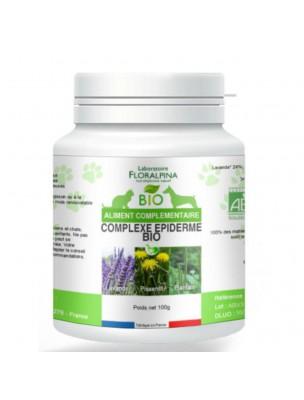 Complexe Epiderme Bio - Peau des Chiens & Chats 100 g - Floralpina