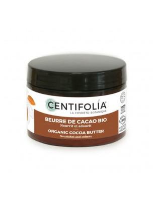 Beurre de Cacao Bio - Visage, Corps et Cheveux 100 ml - Centifolia