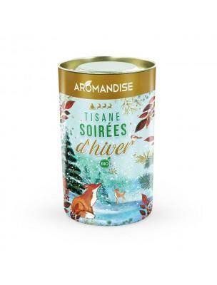 Soirée d'Hiver Bio - Hildegarde 100 g - Aromandise