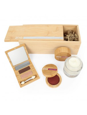 Coffret Cozy Beauty Bio - Maquillage multi-usage -  Zao Make-up