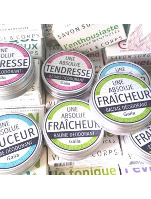 Baume Déodorant Douceur - Sans Parfum 50 g - Gaiia